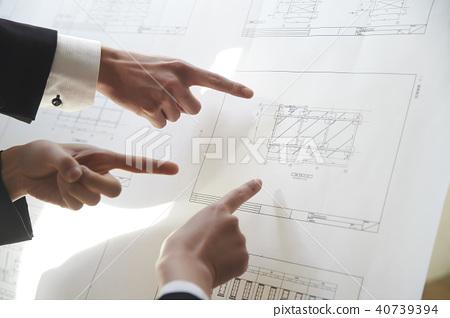 房地產工作 藍圖 房地產 40739394