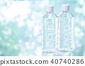 물, 미네랄 워터, 페트병 40740286