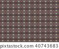 Fabric seamless pattern texture background. 40743683