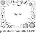 Bayberry and Cleistocalyx Operculatus Fruits 40744491