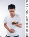 粽子 胃痛 男子 40746376
