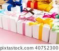선물 선물 선물 선물 상자 리본 많이 가득 40752300