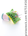 針墊和縫紉線 40755456
