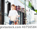 bicycle, bike, youthful 40756584