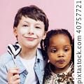 child children friends 40757721