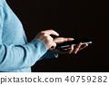 智能手机 手 移动 40759282