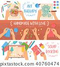 Handmade Banners Set 40760474