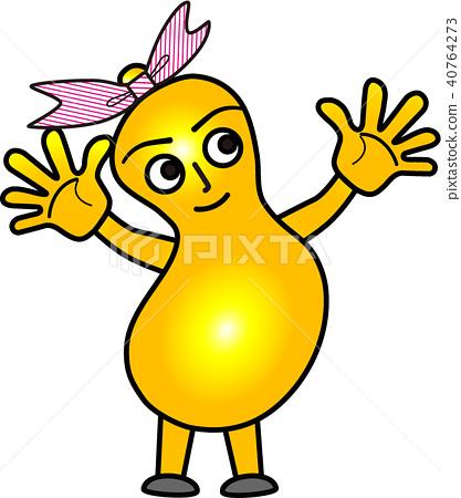葫蘆 黃色 黃 40764273