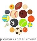 sport, balls, play 40765441