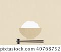 Background - Washi - rice 40768752