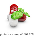 Natural vitamin pills, Alternative medicine 40769329
