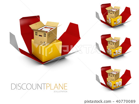 Exclusive Discount with opend box 40770089