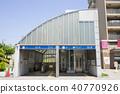 Nagoya City Chikusa-ku Jiyugaoka Jiyugaoka Station second entrance 40770926