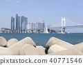광안대교,마린시티,수영만,수영구,해운대구,부산 40771546