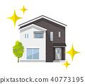 新建筑,重建,新建 40773195