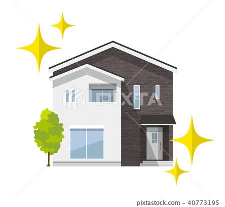 房屋 房子 住宅的 40773195