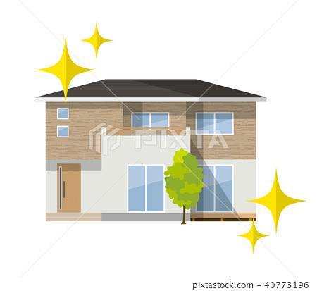 房屋 房子 住宅的 40773196
