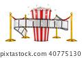 popcorn, background, film 40775130