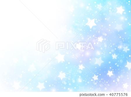 파스텔 배경과 별 40775576