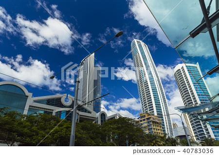 호주 골드 코스트의 거리 풍경 40783036
