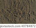 background, texture - brown clay wall.. 40784872