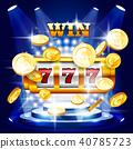 casino slot machine 40785723