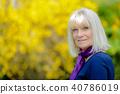 Female, Portrait, Senior 40786019