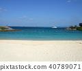 海洋 海 蓝色的水 40789071