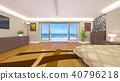 bedroom, bedchamber, bedrooms 40796218