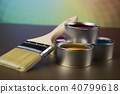 brush, can, canister 40799618