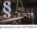 hammer, law, mallet 40799626