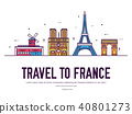 Country France travel vacation of place and featur 40801273