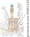signoria palace, palace, world heritage 40801320
