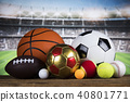 Sport equipment and balls 40801771
