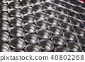 Metal tin paint cans 40802268