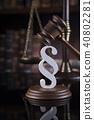 hammer, law, mallet 40802281