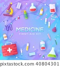 Medicine information background. Medical clinical 40804301