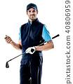 高尔夫 高尔夫球手 男性 40806959