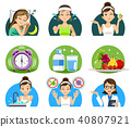 Medical advice for women about healthy lifestyle. 40807921