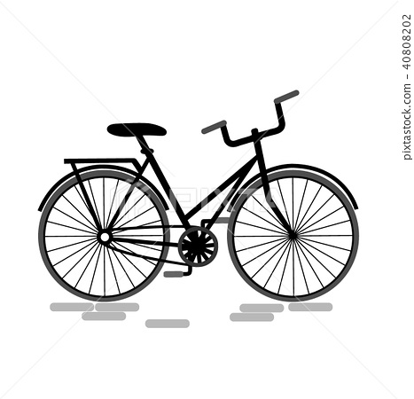 bicycle icon. Bike vector icon 40808202