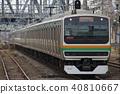 우에노 도쿄 선 E231 계 40810667