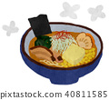 라면, 라멘, 음식 40811585