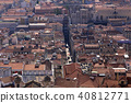 Baixa aerial view Lisbon 40812771