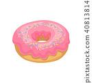 도넛, 맛있다, 맛나다 40813814