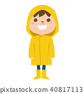 raincoat, baby boy, boy 40817113