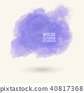 watercolor vector background 40817368