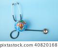 World health day symbolic concept 40820168