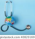 World health day symbolic concept 40820169