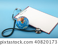 World health day symbolic concept 40820173