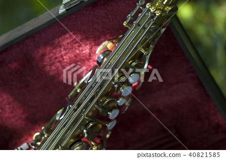 Saxophone 40821585